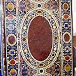 Arte Decorativa di Fiordelisi Simone: Tavoli, Prado Rosso