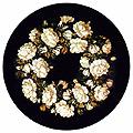 Arte Decorativa di Fiordelisi Simone: Tables, Roses blancs