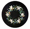 Arte Decorativa di Fiordelisi Simone: Tables, Magnolia et convolvules