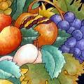 Arte Decorativa di Fiordelisi Simone: Images, Vase avec fruits