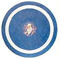 Arte Decorativa di Fiordelisi Simone: Tavoli, Tavolo di marmo blu