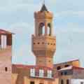 Arte Decorativa di Fiordelisi Simone: Quadri, Palazzo Vecchio e Ponte Vecchio