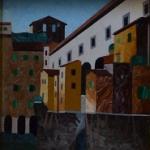 Arte Decorativa di Fiordelisi Simone: Images, Vieux Cadre de Pont